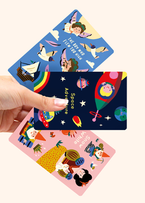 Yoto Play Audio Cards