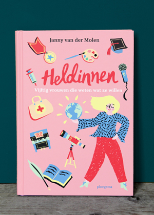 Heldinnen cover design