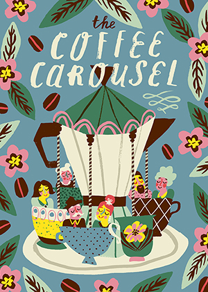 The Coffee Carousel